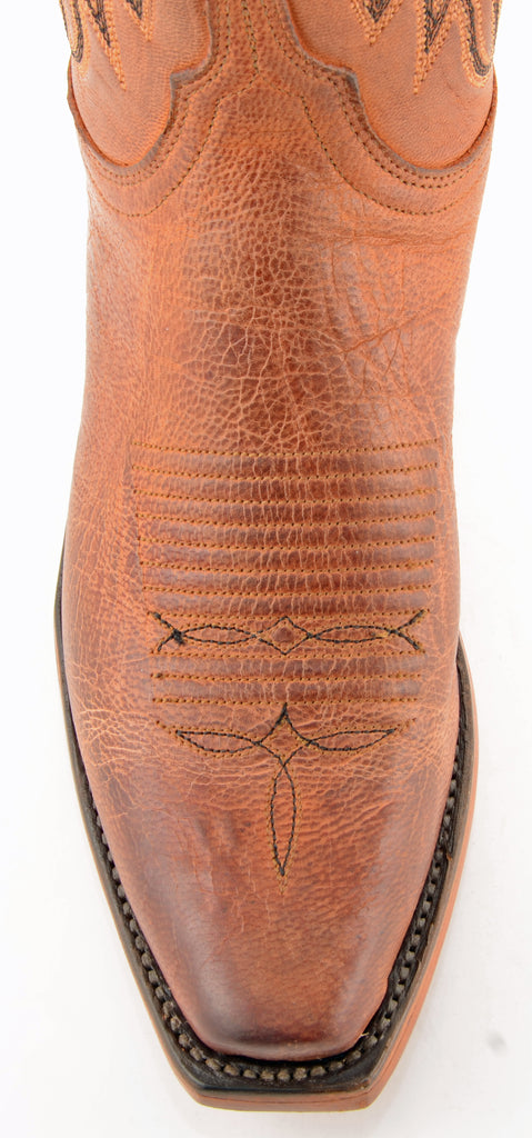Women's Lucchese Mad Dog Goat Boots Peanut Brittle #N7648-7/4 view 3