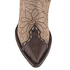 Women's Old Gringo Rebeca Choc/Bone #FL667-10