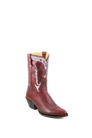 Women's Allens Brand Shelby Boots Red #ALL-SHELBY10JKSP-A
