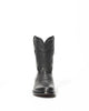 Men's Allens Brand Calf Roper Boots Black #RO101BE BLACK