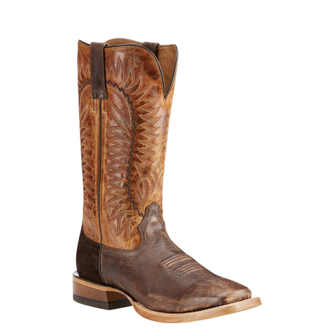 Men's Ariat Relentless Elite Boot Tan #10023124