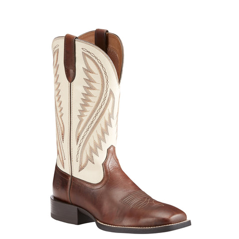 Men's Ariat Boots Stonewall Native Brown #10023145