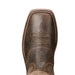Men's Ariat Heritage Roughstock Boot Brown #10023176 view 5