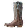Women's Ariat Futurity Western Boot Brown #10023162