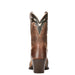 Women's Ariat Juanita Western Boot Warm Stone Brown #10023197 view 2