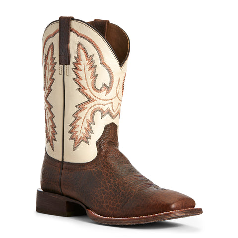 Men's Ariat Circuit Dayworker Boots Banker Brown #10027188