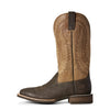 Men's Ariat Hot Iron Elephant Print Boots Chocolate #10027211