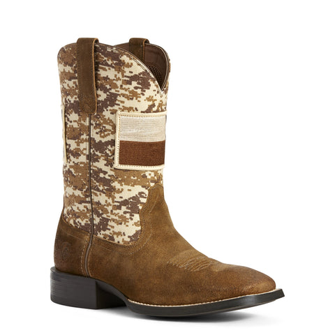 Men's Ariat Sport Patriot Texas Boots #10027205