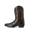 Men's Ariat Bar Sour Black Carbon Boots #10027226