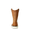 Men's Ariat Rebar Wedge CompToe Boots Golden Grizzly #10023099