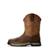 Men's Ariat Rebar Flex Western Brown Boots #10027318