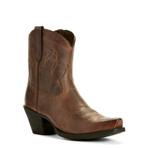 Women's Ariat Lovely Boots Sassy Brown #10027229