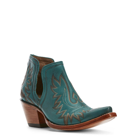 Women's Ariat Dixon Boots Agate Green #10027280