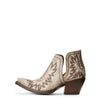 Women's Ariat Dixon Boots Blanco #10027284
