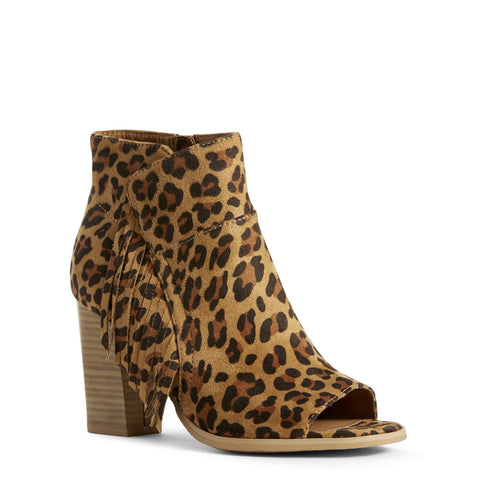 Women's Unbridled by Ariat Scarlet Leopard #10027431