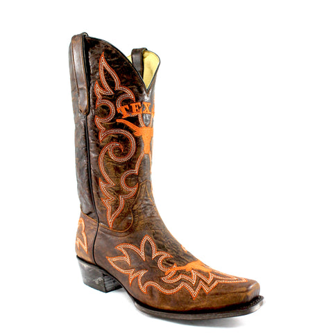 Men's Gameday Boots University of Texas #UT-M071-1