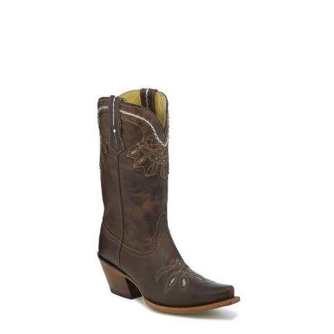 Women's Tony Lama Rancho Chocolate #VF6015