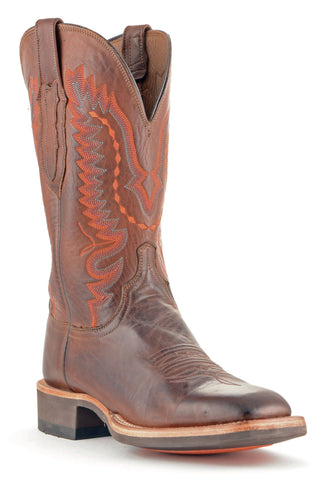 Men's Lucchese Jersey Calf Tan #CX7794