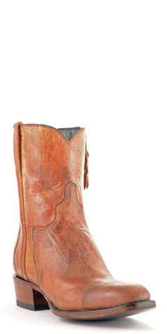 Men's Lucchese Classics Mad Dog Goat Tan #F6339