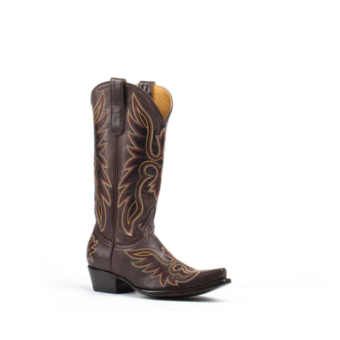 Women's Old Gringo Brave Boots Chocolate #L2778-3