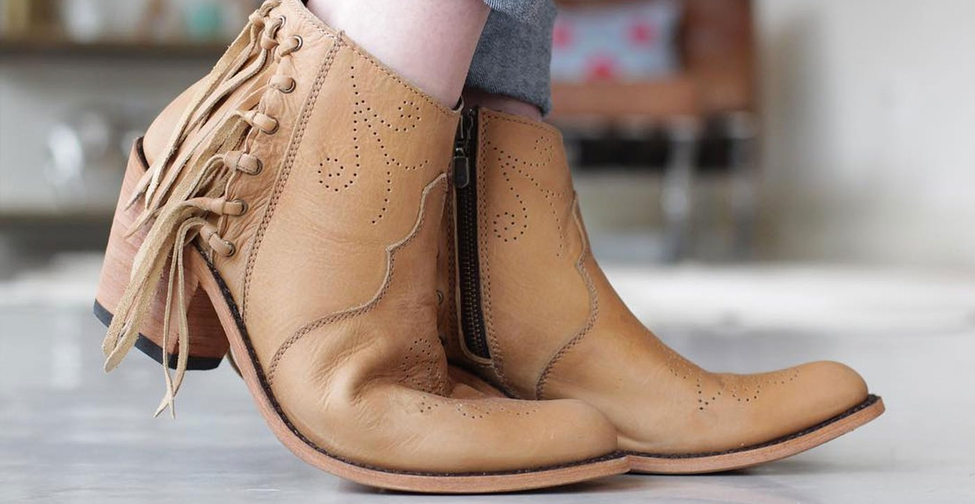 Western Dresses with Cowboy Boots