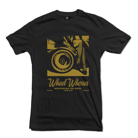 Reinventing The Wheel (T-Shirt)