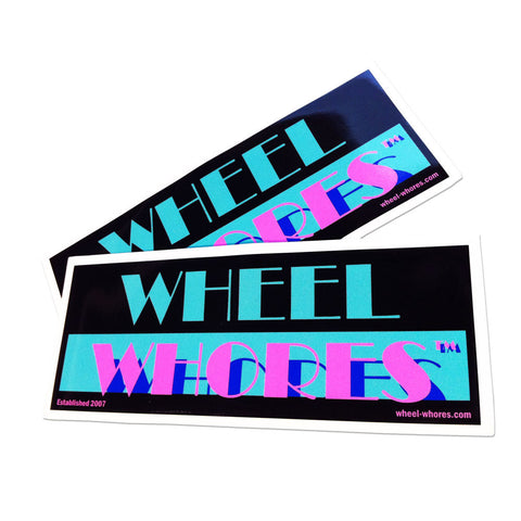 Miami Whores (Sticker Pack)