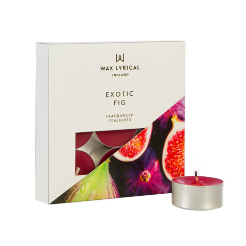 exotic fig tealights