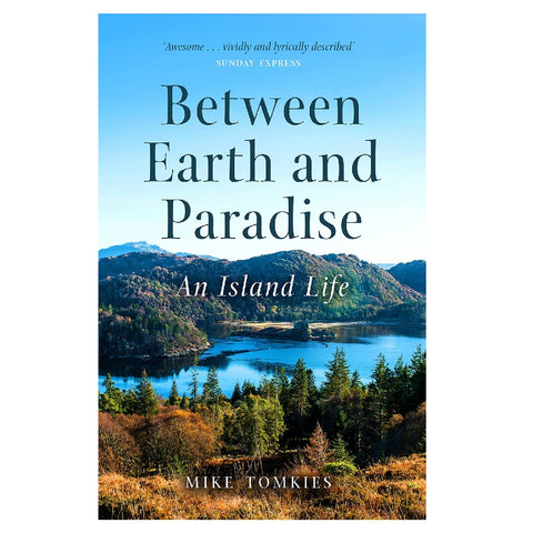 between earth and paradise book