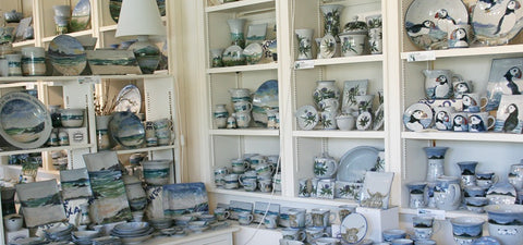 highland stoneware shop