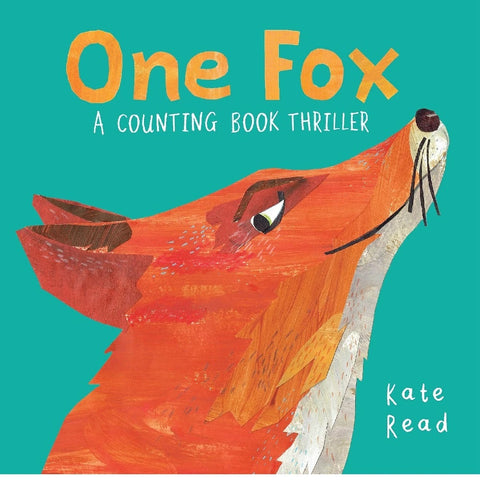 One Fox - A Counting Book Thriller