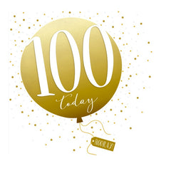100th Birthday - 100 Today