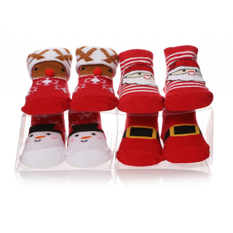 Baby's 1st Christmas Socks, Stocking Fillers