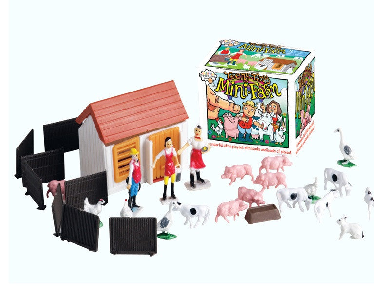 Mini Farm, Pocket Money Toys