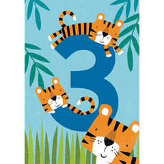 3rd Birthday Tigers