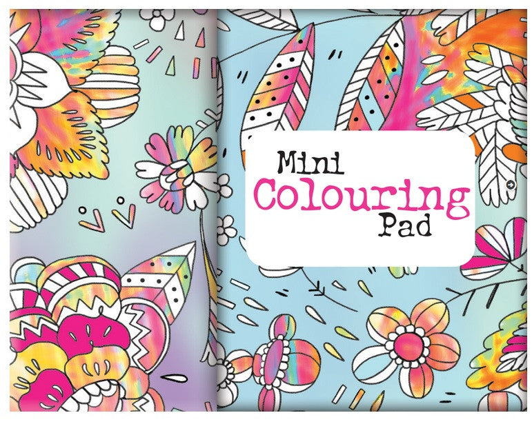 Mini Colouring Book, Pocket Money Toys