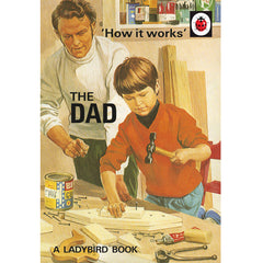 Ladybird Book of the Dad, Fathers Day Gifts