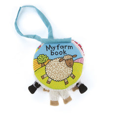 Jellycat My Farm Book, Baby Books