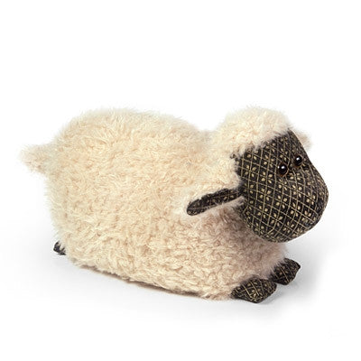 Dora Designs Lois the Lamb Doorstop, Sculptures and ornaments