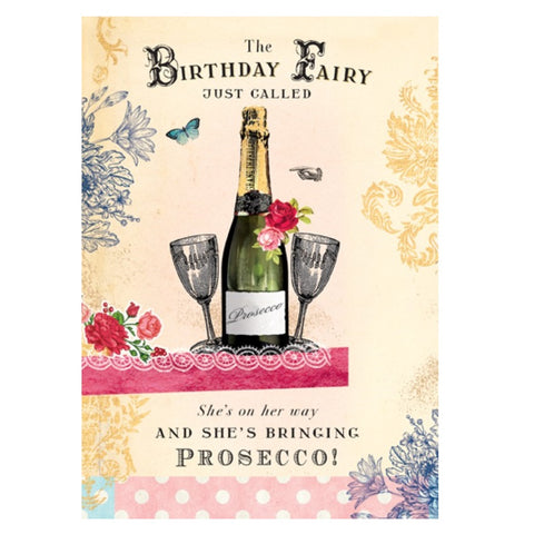 Birthday Fairy Prosecco