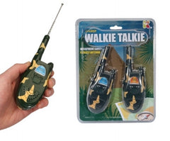 Explorer Walkie Talkies, outdoor toys & games