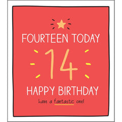 14th Have A Fantastic One!