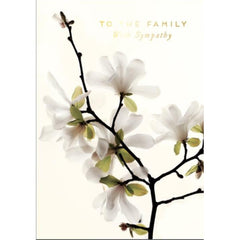 To The Family Sympathy, Sympathy cards