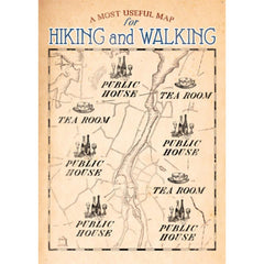 Hiking And Walking, All Birthday Cards