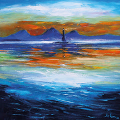 Jolomo Slack Tide, Sound of Jura Card