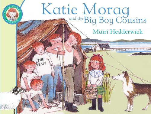 Katie Morag: Big Boy Cousins, Story Books