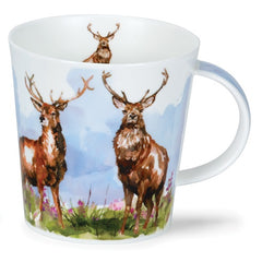 Dunoon Mugs Monarch of the Glen, Mugs