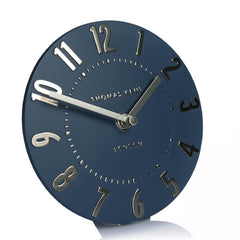 Mulberry Mantel Clock Midnight Blue