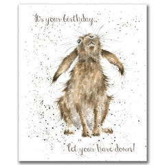 Wrendale Designs Go Wild Card, All Birthday Cards