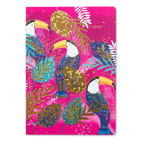 Toucan A5 Notebook
